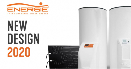 NEW DESIGN ENERGIE CYLINDERS