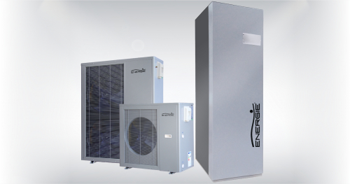 AQUAPURA THERMOBOX - THE NEW INSIDE UNIT FOR ENERGIE HEAT PUMPS